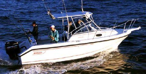 1998 Boston Whaler 23 Conquest Boston Whaler 23 Conquest