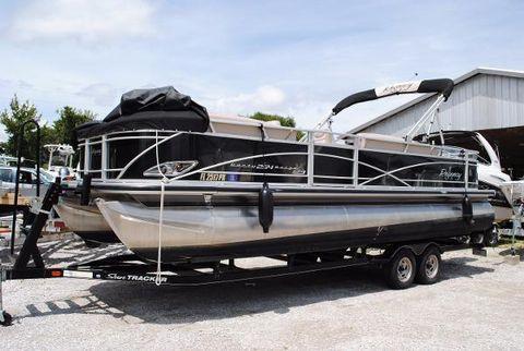 2014 Sun Tracker Regency 254 XP3 2014-sun-tracker-regency-254-xp3-used-pontoon-boat-for-sale