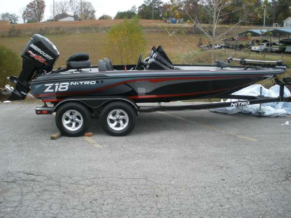 2016 Nitro Z18 19 Foot 2016 Nitro Boat In White Bluff Tn
