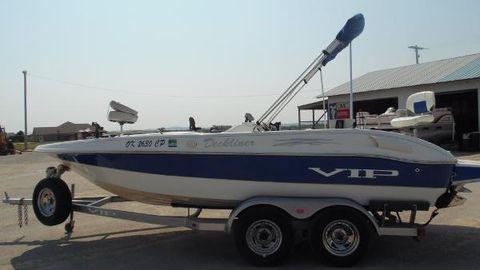 2007 VIP Deckliner 191