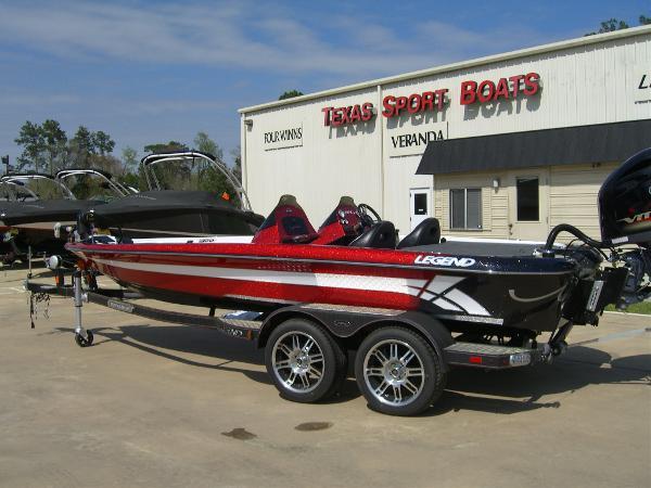 2014 Legend Boats Legend Boats Alpha 211R