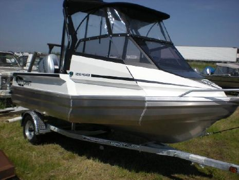 2019 STABICRAFT 1550 Fisher
