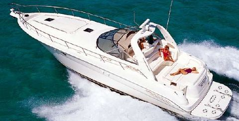 1999 Sea Ray 460 Sundancer Manufacturer Provided Image
