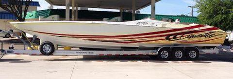 2004 Cigarette Racing Tiger TS