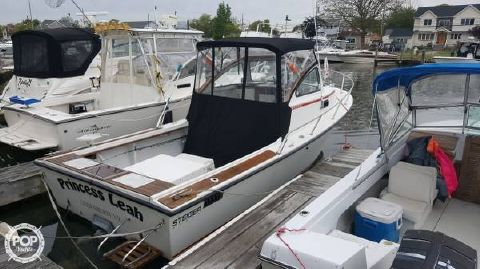 1989 Steiger Craft 23 Block Island 1989 Steiger Craft 23 Block Island for sale in Lindenhurst, NY