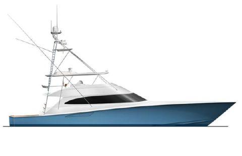 2016 Viking 92 Convertible