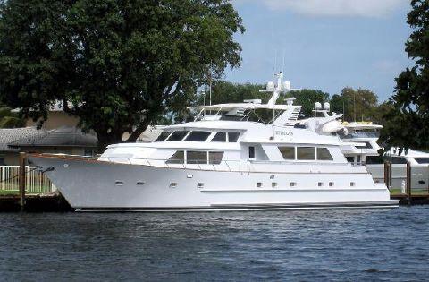 1988 Broward Motor Yacht