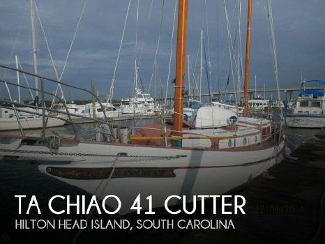 1979 Ta Chiao 41 Cutter