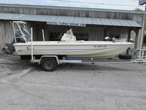 2000 Scout 192 Sportfish