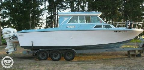 1972 Fiberform 28 1972 Fiberform 28 for sale in Roy, WA