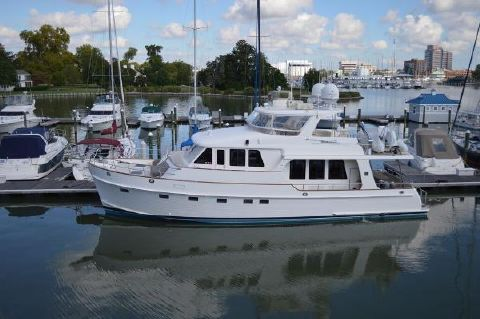 2007 Grand Banks 59 Aleutian RP Irish Rover