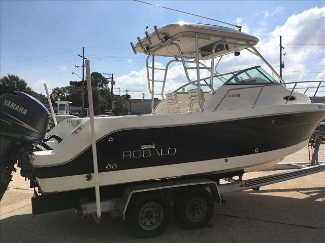 2007 robalo 245 24 foot 2007 motor boat in metairie la for Used boat motors in louisiana