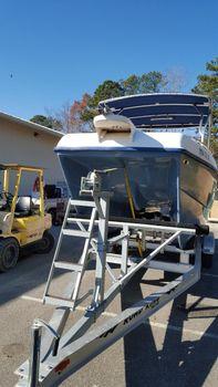 2007 Sea Cat 226 DC Sport Fisherman
