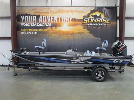 2016 G3 Boats Talon 19 DLX W/115 Sho