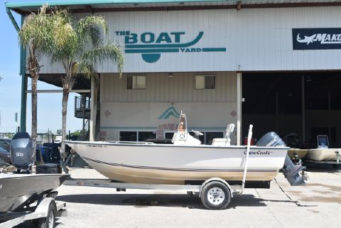 2006 CAPE CRAFT 20CC
