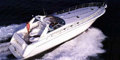 1998 Sea Ray 500 Sundancer Manufacturer Provided Image