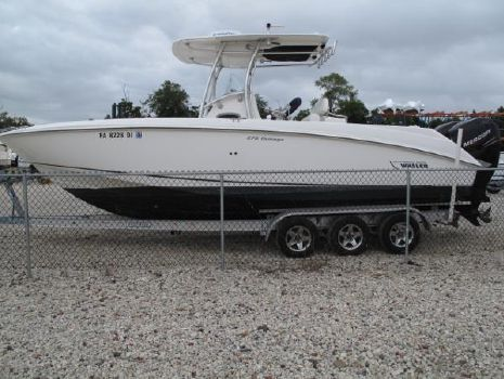 2007 Boston Whaler 270 Outrage