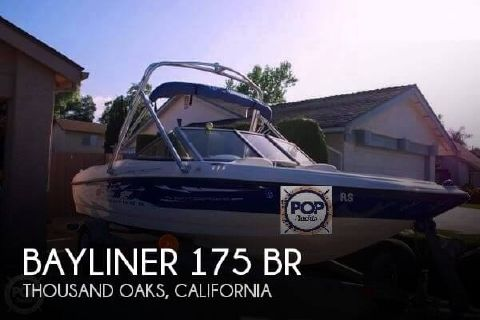 2007 Bayliner 175 Bowrider 2007 Bayliner 175 BR for sale in Thousand Oaks, CA