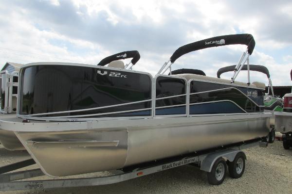 2017 G3 Boats SunCatcher V22 Fish & Cruise