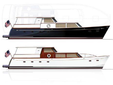 2016 Reliant 55' Classic Motor Yacht