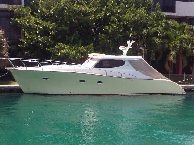 2007 Seascout Yachts Express