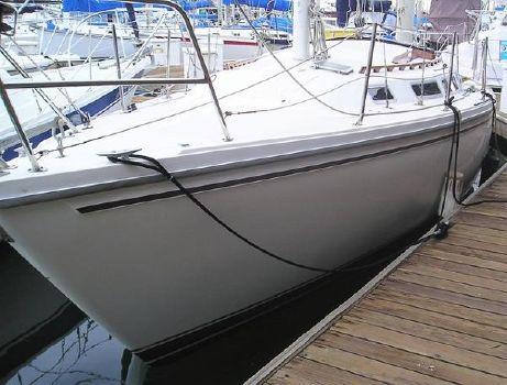 1983 Catalina 30 Docked