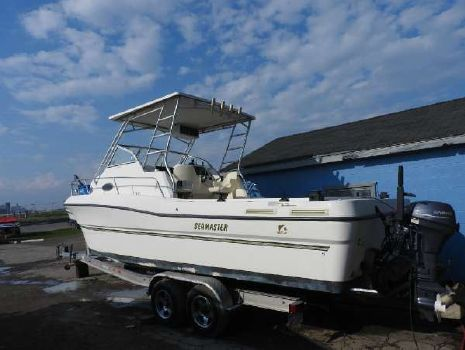 2000 Seamaster 2788 Walk Around