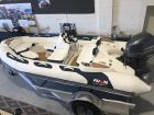 2019 Avon Seasport 440 Deluxe NEO 60hp In Stock
