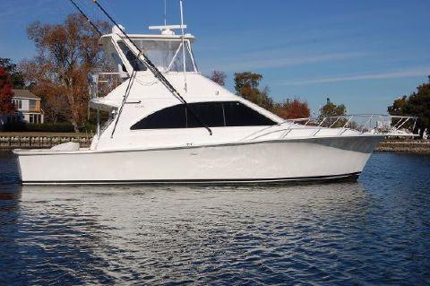 1994 Ocean Yachts 42 Super Sport 42' Ocean Super Sport, stbd beam