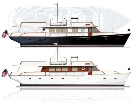 2014 Reliant 75' Classic Motor Yacht