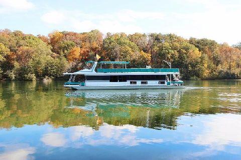 2001 Navigator 18x78 Houseboat