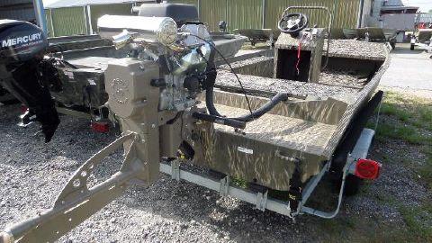 2014 Gator Trax 17X54