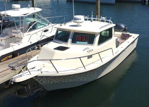 2003 Parker 2520 XL Sport Cabin