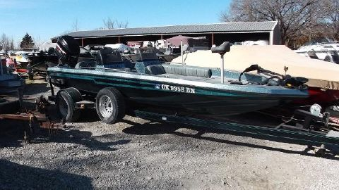 1995 Champion Boats 202