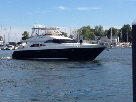 1999 Princess Viking Motoryacht