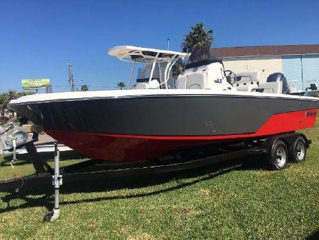 2017 Wellcraft 221 Fisherman