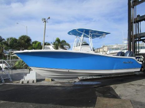 2016 Nautic Star 2500XS Offshore
