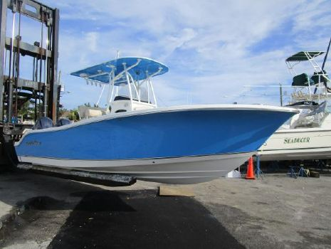 2017 Nautic Star 2500XS Offshore