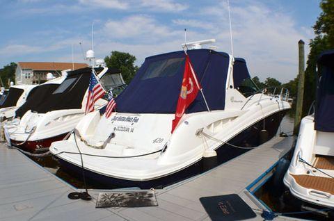 2003 Sea Ray 420 Sundancer