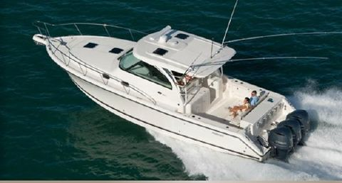 2019 Pursuit 385 Offshore