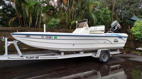 2006 Sea Cat 205
