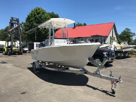 2018 KENCRAFT 190 CENTER CONSOLE