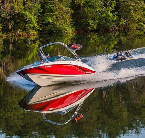 2016 yamaha ar190 19 foot 2016 yamaha ar motor boat in for Used boat motors mn