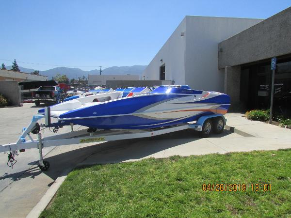 Check out this 2019 SHOCKWAVE 22' DECK BOAT - OUTBOARD on Boattrader com