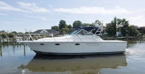 2001 Tiara 3100 Open Profile