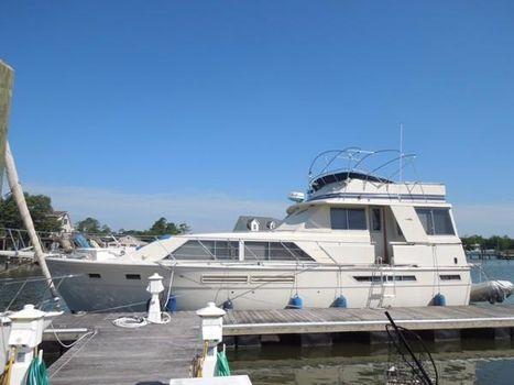 1984 Uniflite (Murray Chris Craft) Aft Cabin Motor Yacht