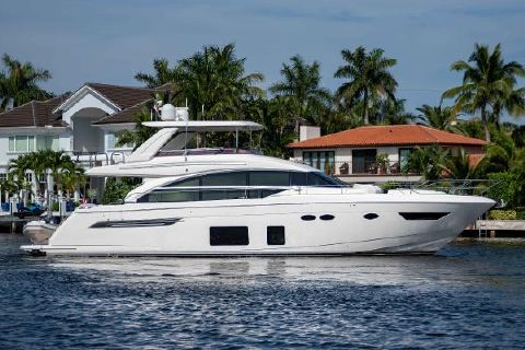 2015 PRINCESS Flybridge 68 Motor Yacht