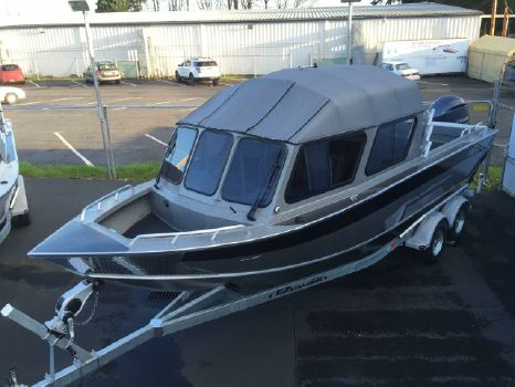 2016 North River 25 Seahawk Slider