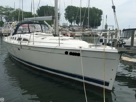 2008 Hunter 49 2008 Hunter 49 for sale in La Salle, MI