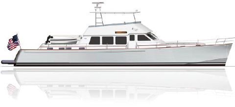 2016 Reliant 70' Motor Yacht